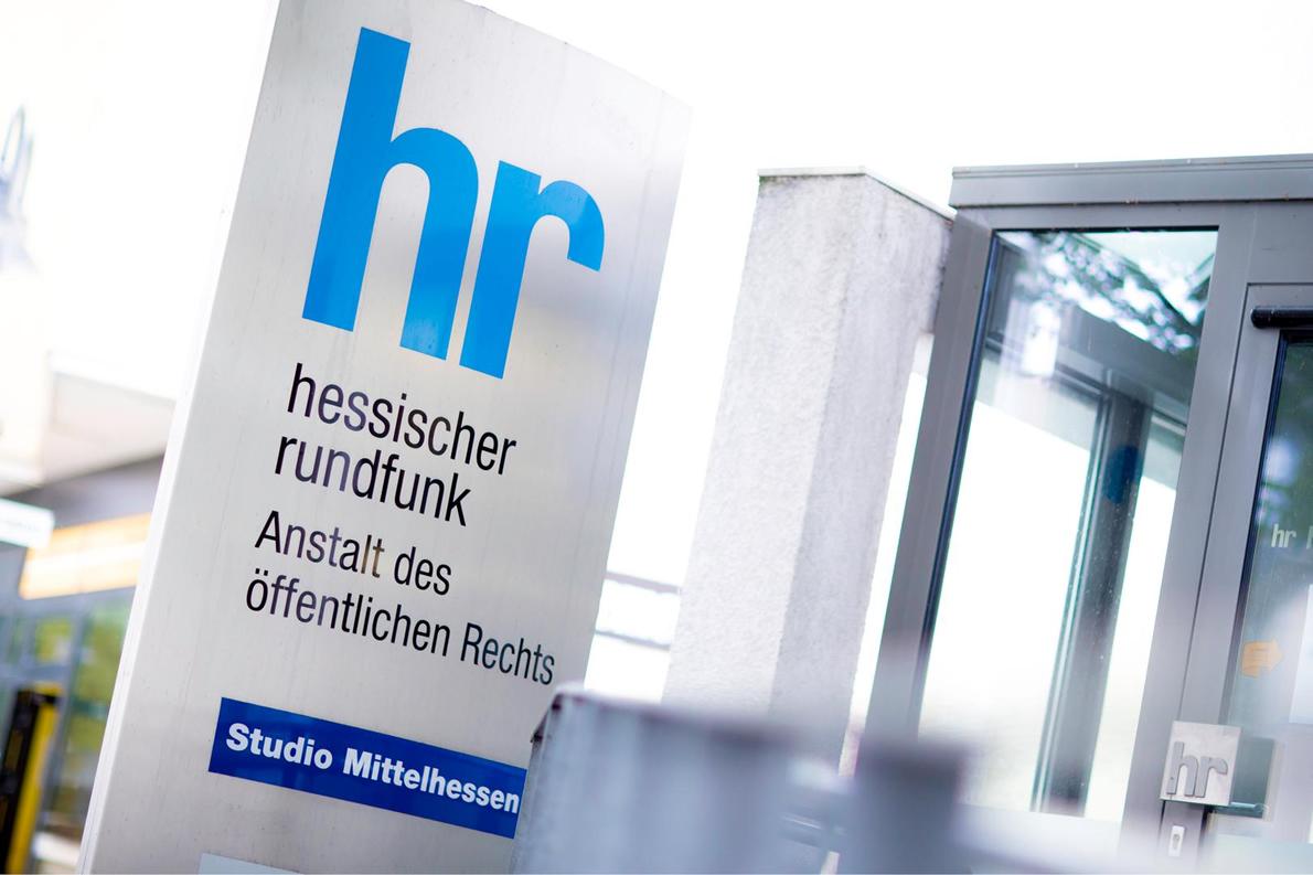 hr Studio Mittelhessen in Gießen Bild © hr/Ben Knabe